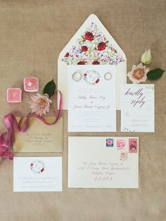 Featured Photographer: Rachel May Photography; Wedding invitation idea; Featured Photographer: Rachel May Photography