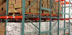 Warehouse Pallet Racking, Greater Toronto Area, Racking System, Metal Fabrication, Innovation Design, Storage Solutions, Space, Floor Space