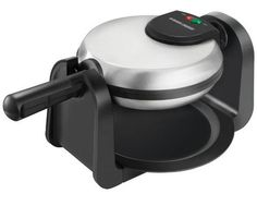 Black & Decker Orofessional Rotary Belgian Waffle Maker brings a new level of performance to making Belgian waffles at home. Its designs special rotary feature ensures consistent baking and even brown Waffle Maker Reviews, Best Waffle Maker, Belgian Waffle Maker, Belgian Waffles, Rotary, Waffle Bowl, Fluffy Waffles, Belgian Style, Shops
