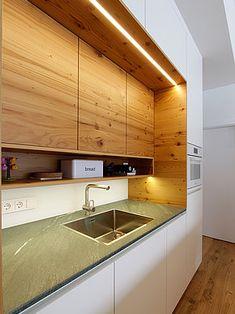 Küchen Design, House Design, Modern Kitchen Design, Kitchen Cabinets, Home Decor, Interior Design Kitchen, Decorating Kitchen, Decoration Home, Room Decor