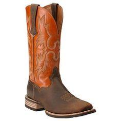 """Ariat Men's 13"""" Tombstone Western Boots"""