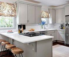 Small-Kitchen Ideas: Traditional Kitchen Designs