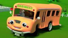 As rodas no ônibus vão e volta   coleção de rimas   the wheels on the bu...The wheels on the bus children song and rhyme popular in Português for children to see and enjoy with wonderful animation #Toddlers #Kids #Babies #Parenting #Preschoolers #kidsrhymessongs #Kindergarten #wheelsonthebus #nurseryrhymes #kidsvideos