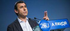 """Según Maillo: """"No podemos convertir el Parlamento en una competición para ver quién hace más oposición al Gobierno"""""""