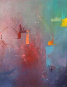 "Saatchi Art Artist Dan Nash Gottfried; Painting, ""'Encrypted'"" #art"