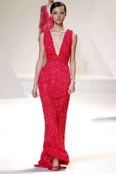 Elie Saab - Spring Summer 2013 Ready-To-Wear