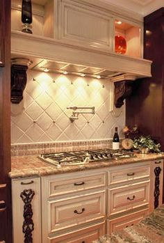 relief tiles those with a raised design add texture and dimension to your backsplash creating a mural that pops off the wall kitchen backspu2026 - Ceramic Tile Backsplash