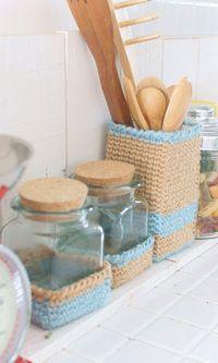 Jar's & Crochet ♥♥