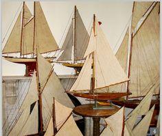 pond yachts.