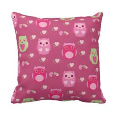 =>Sale on          	Cute pink owls pattern pillows           	Cute pink owls pattern pillows online after you search a lot for where to buyShopping          	Cute pink owls pattern pillows Review on the This website by click the button below...Cleck Hot Deals >>> http://www.zazzle.com/cute_pink_owls_pattern_pillows-189422223102943229?rf=238627982471231924&zbar=1&tc=terrest