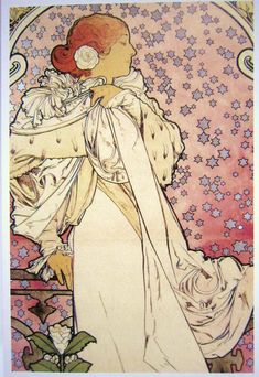 Alphonse Mucha 1904 St Louis Exposition Poster 4 sizes, matte+glossy avail