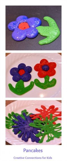 For International Pancake Day- Colorful panckae creations and so much more