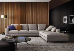Sofas | Seating | Andersen | Minotti | Rodolfo Dordoni. Check it out on Architonic