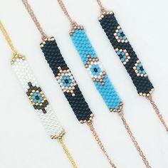 Handmade Wire Jewelry, Rope Jewelry, Bead Jewellery, Diy Jewelry, Bead Embroidery Jewelry, Beaded Jewelry Patterns, Bracelet Patterns, Bead Loom Bracelets, Beaded Necklace