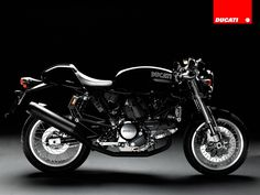 08' Ducati Sportsclassic 1000 Biposto again. But I mean you have to have the side view :D