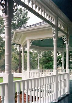 New Porches for Old Houses ~ Old-House Online