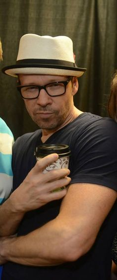 New Kids On The Block ~ Donnie Wahlberg
