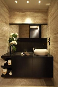 uniqueshomedesign:  Bathroom by Laguna B charisma design
