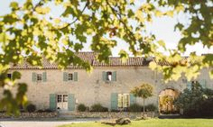 First impressions of Chateau de Puissentut.