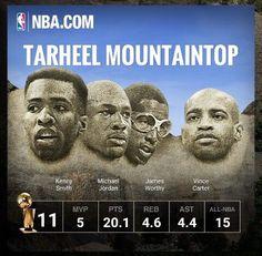 Carolina Pride, Carolina Blue, Lebron James Michael Jordan, Star Trek Posters, Basketball Players, College Basketball, Unc Bball, Men's Basketball, Unc Tarheels