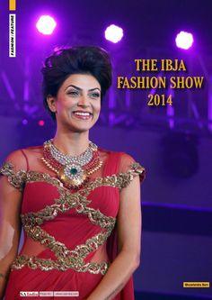 International Bullion Jewellery Fashion Show Featuring Shushmita Sen
