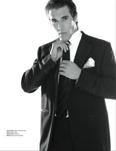Not just another pretty face.  Brady Quinn.