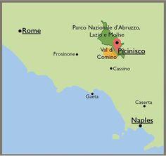 """""""North of Naples..South of Rome (Paolo Tullio) - for more than 1,000 years.....at the center of the world """" """"A Nord di Napoli.. A Sud di Roma"""" (Paolo Tullio) - per più di 1,000 anni... al centro del mondo """""""