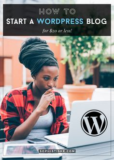 How to Start a WordPress Blog for $20 or Less
