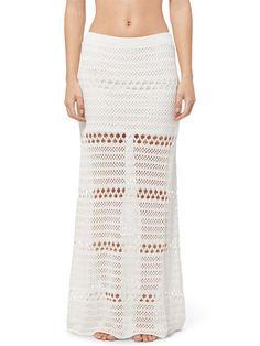 WBS6Solimar Sun Skirt by Roxy - FRT1