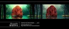 Hi everyone ! I am  graduated with a Masters degree in computer graphics design Supinfocom (2015 promotion) Here is my compositing breakdown, enjoy it !  My others works (drawings, oil paintings, short 3D and 2D films, packshots 3D, slideshow, video-films, paper-collages etc) you can check on my web site: ethernithe.free.fr/alexandrabatina/ With pleasure I'll answer to you from batinaalex@yahoo.com