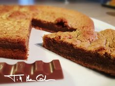 Recette du Gâteau au chocolat Kinder