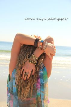 shirt hair bracelets rings...everything