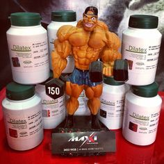 DILATEX da @user  é um suplemento de uso profissional composto de Alanina e Arginina à partir do minerais Quelatos. Quando uma molécula de mineral está ligada a um aminoácido específico, facilita a assimilação pelo organismo, promovendo uma rápida absorção de outros aminoácidos. Este produto é a base de Óxido Nítrico que tem como principal objetivo potencializar a síntese e novas células musculares. O óxido nítrico ajuda a relaxar as veias, diminuir o cansaço e aumentar a absorção de ...