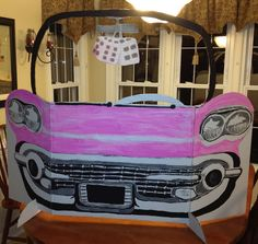 decoration ideas grease themed party - Get Lots of Fun With Grease Themed Party – Home Party Theme Ideas Grease Themed Parties, 50s Theme Parties, Grease Party Themes, Diner Party, Party Fiesta, Sock Hop Decorations, 1950s Party Decorations, Dance Decorations, 1950s Decor