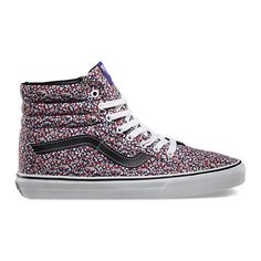 Liberty SK8-HI REISSUE ($80) ❤ liked on Polyvore