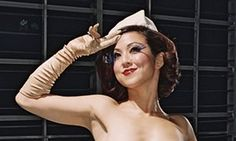 Chinese-Australian dancer Jenevieve Chang has chronicled her time at Shanghai's famed burlesque club Chinatown, in her book The Good Girl of Chinatown.