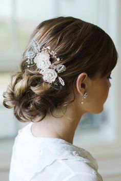 Today's feature by Edera Jewelry gives off a vintage and ethereal vibe with the stunning details of The Aquarelle 2016 Bridal Collection. Each pieces of