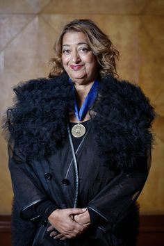 Zaha Hadid, who was named as thethe first sole woman to be awarded the UK's highest honour for architectsin her own right in 2015, received the...