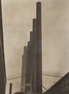 Tumblr: semioticapocalypse:    Edward Weston. Steel. Armco Middletown Ohio. October 1922  [::SemAp FB || SemAp::]
