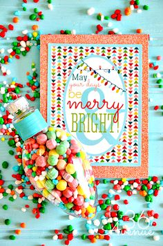 Merry And Bright Free Christmas Printables christmas christmas pictures christmas gifts christmas printables diy christmas gifts christmas gift ideas