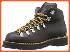 outlet store 5bfdd e712d Danner Women s Mountain Light Hiking Boot, Brown, 5 M US. Made in  USA.  Fit  We recommend sizing down a half size for the best fit.