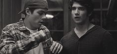 Dylan and Tyler Posey - Tumblr