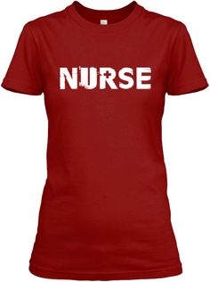 Discover Er Nurse Limited Edition T Shirt! T-Shirt, a custom product made just for you by Teespring. Love T Shirt, Shirt Style, Vegan Clothing, Mom Tattoos, Fashion Brand, Just For You, T Shirts For Women, Mens Tops, Things To Sell