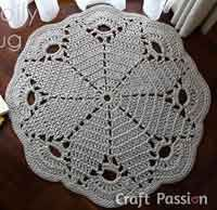 Over 50 Free Crochet Rug Patterns and Tutorials