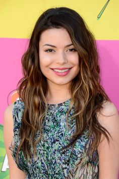 Nickelodeons 26th Annual Kids Choice Awards - Arrivals - Miranda Cosgrove