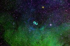 Bipolar Emission Nebula NGC 6164 - Nov 27, 2013 by Joseph Brimacombe