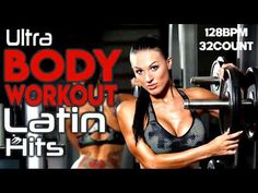 Ultra Body Workout Latin Nonstop Hits for Fitness & Workout 128 Bpm / 32 Count - YouTube Workout Music, Fitness, Youtube, Count, Youtubers, Youtube Movies