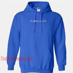 Insomnia HOODIE Unisex Adult Clothing