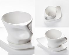 a pinched face cup/團 紀彥