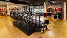 Trek Bicycle Store Boulder by David Wert, via Behance
